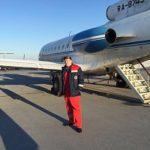 Медицинская авиатранспортировка на персональном самолете