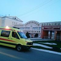 Транспортировка больного из Тамбова в Москву
