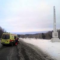 Транспортировка пациента по маршруту: г. Ревда – г. Москва
