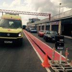 Реанимационная транспортировка пациента из Балашихи в Москву
