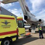 Реанимационная авиатранспортировка из г. Алматы в Москву