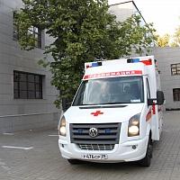Транспортировка пациента с переломом бедра